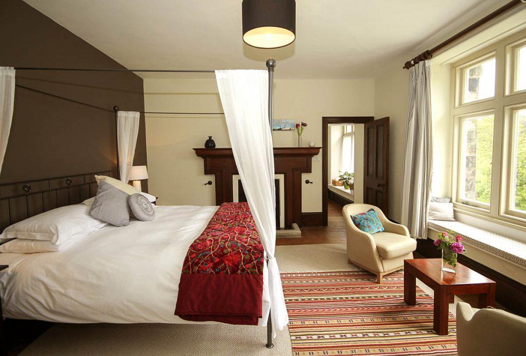 luxury bed & breakfast in cornwall
